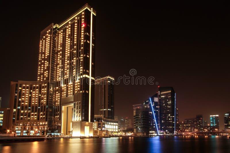 Dubai Marina Mall arkivfoton