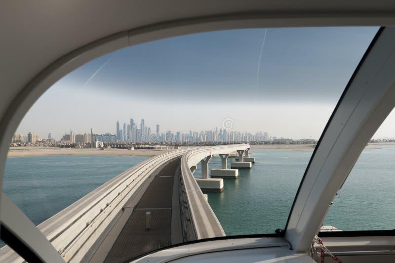 Dubai-Skyline lizenzfreies stockfoto