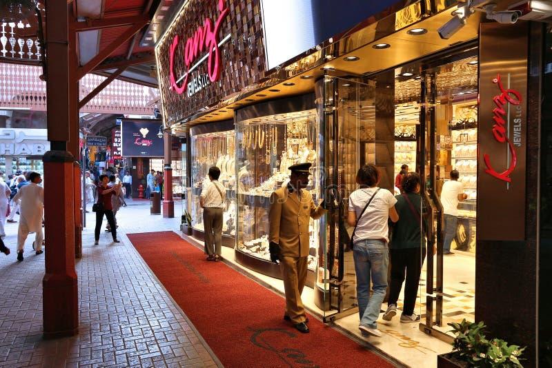 Dubai jewelry stock photos