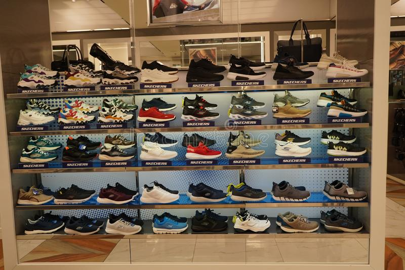 skechers shoe shop
