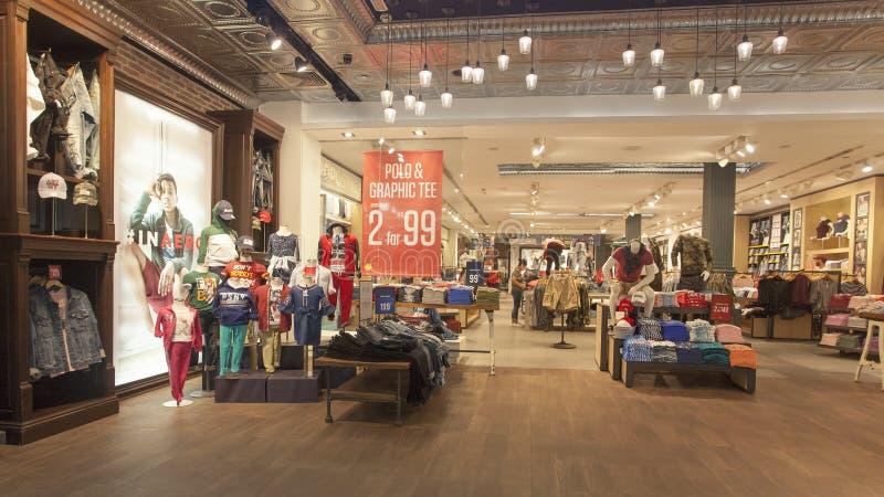 Interior Of Dubai Mall, The Biggest Mall In The World