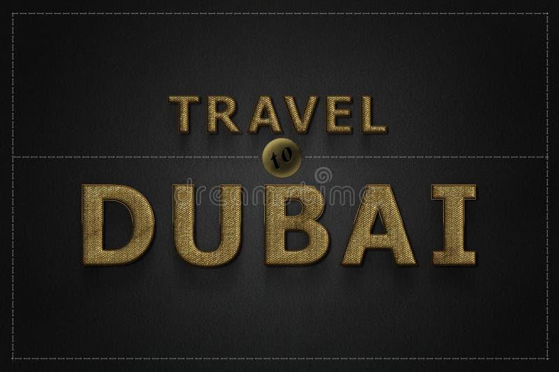 Dubai United Arab Emirates royaltyfri bild