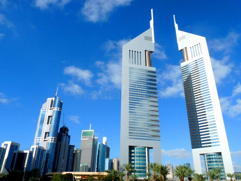 Dubai, United Arab Emirates royalty free stock images