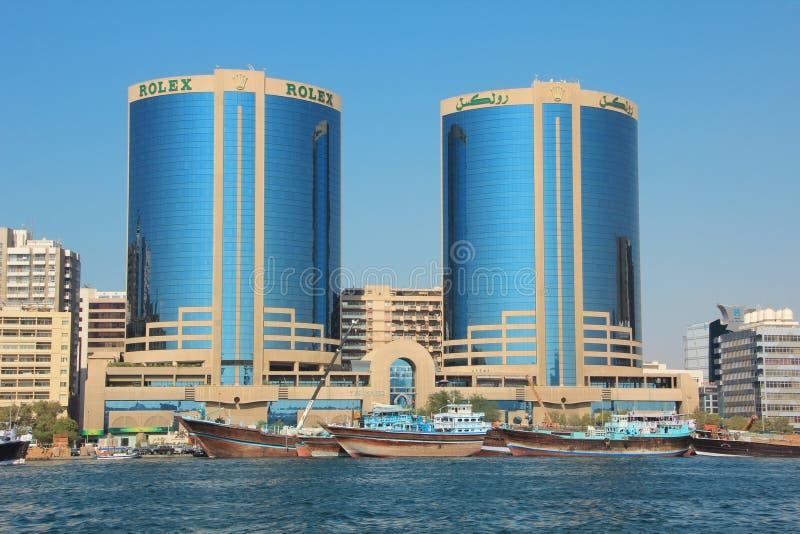 Dubai, United Arab Emirates stock photography