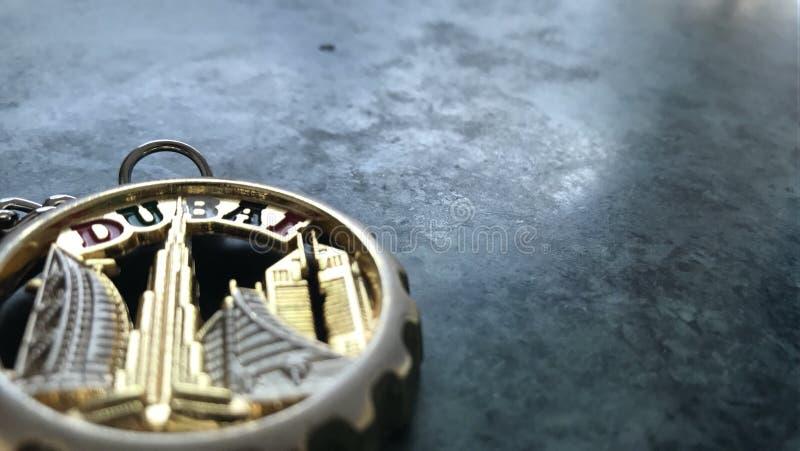 Dubaj medal obrazy royalty free