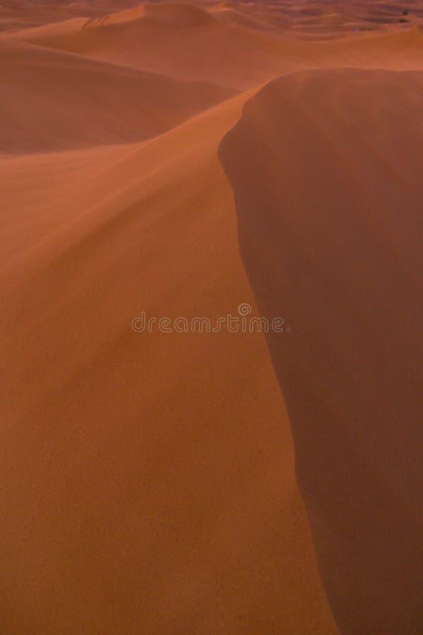 Dubaj pustyni Al Madam zdjęcia stock