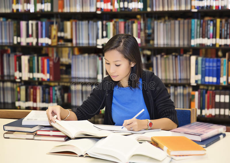 Dubba för student royaltyfri fotografi