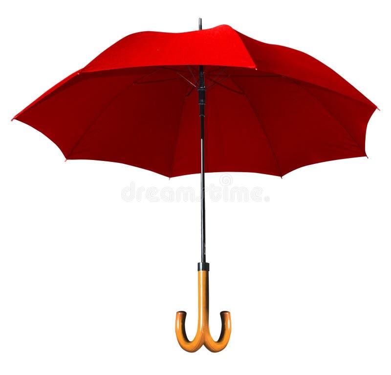 Dubbele paraplu voor een paar Voor twee royalty-vrije stock fotografie