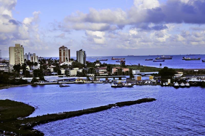 Dubbelpunt Panama royalty-vrije stock foto's