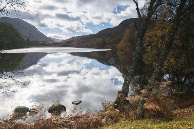 An Dubh Lochan stock photos