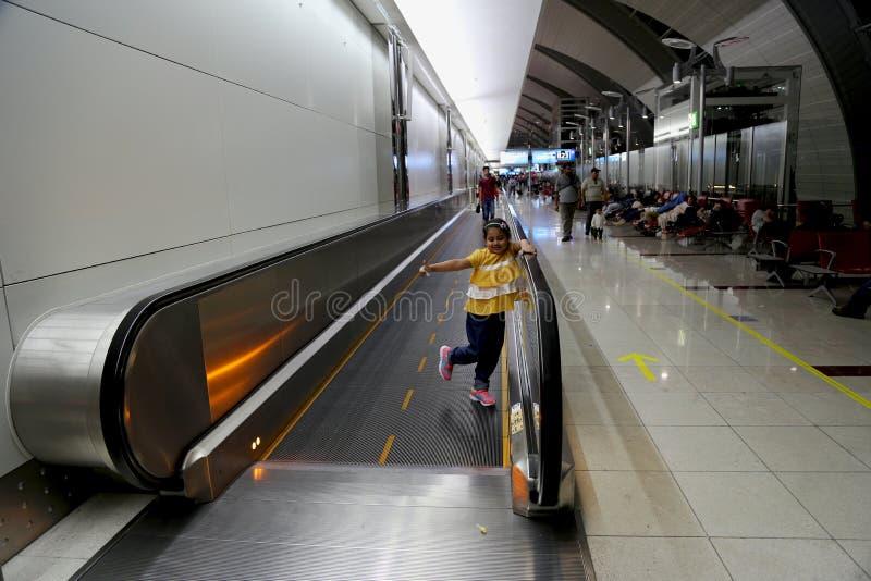 Dubi flygplats arkivfoto