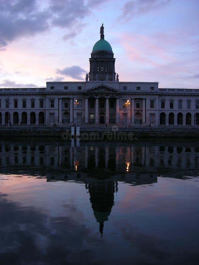Dublín 1100 foto de archivo