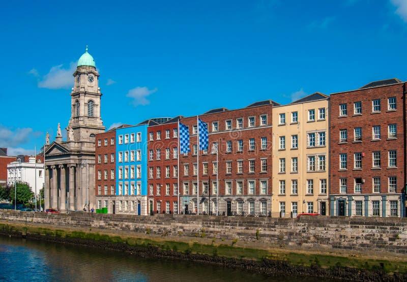 Dublín Irlanda foto de archivo libre de regalías