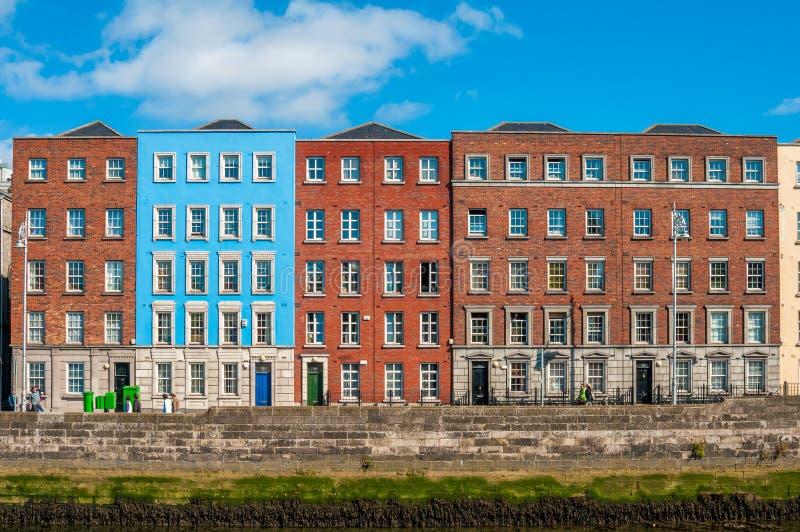 Dublín Irlanda fotos de archivo