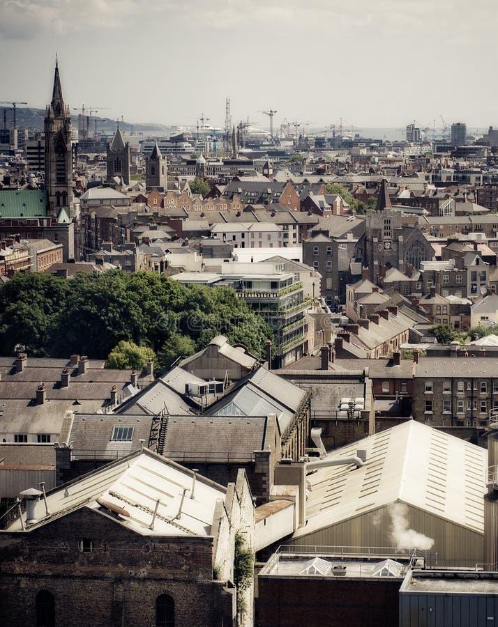 Dublin lizenzfreie stockbilder