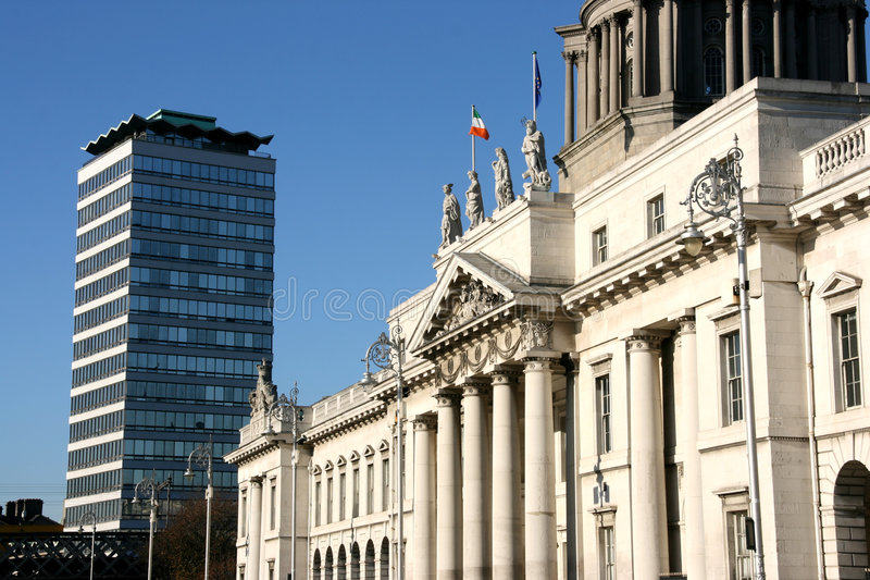 Download Dublin stock photo. Image of liberty, constrast, building - 4723822