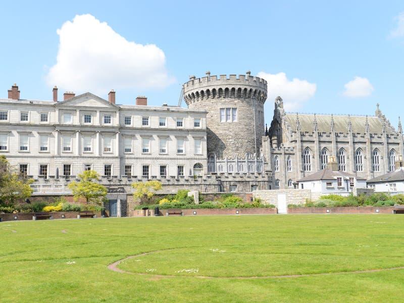 Dublin Castle arkivfoto