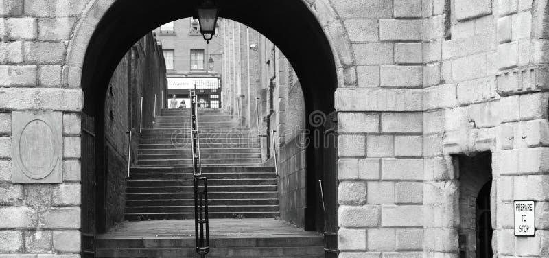 Dublin City Centre imagem de stock royalty free