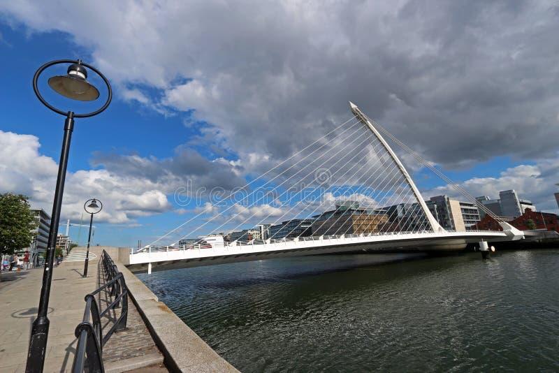 Dublin Ierland stock afbeelding