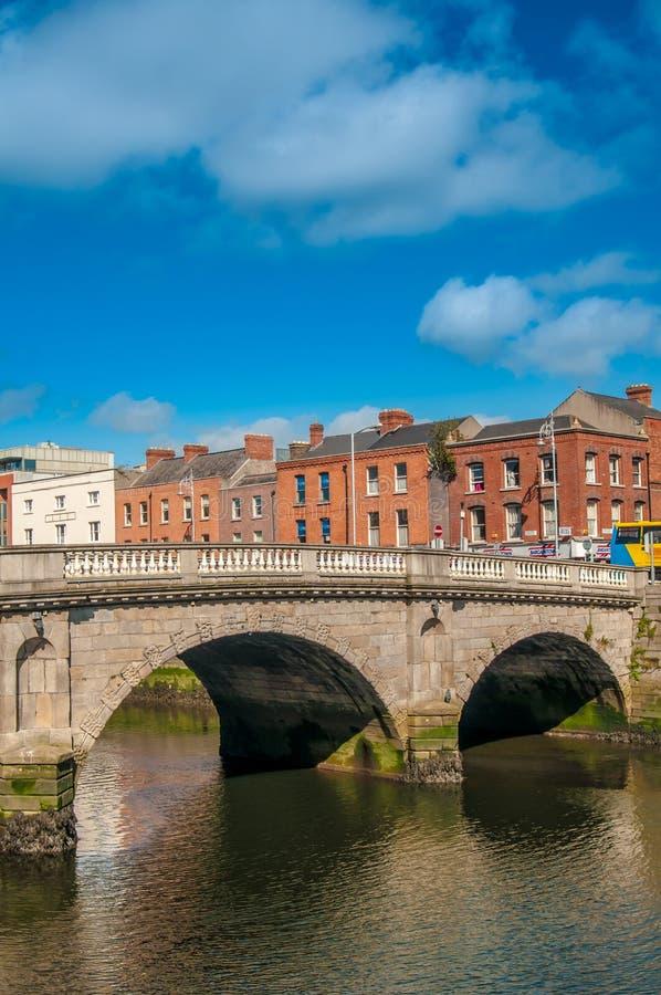 Dublin Ierland stock fotografie
