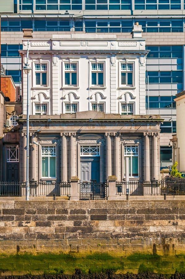 Dublin Ierland stock foto's