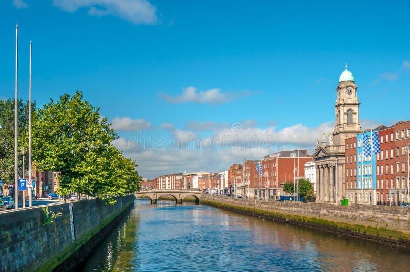 Dublin Ierland stock afbeeldingen