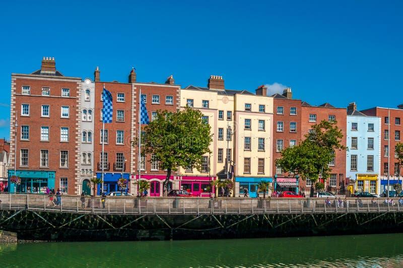 Dublin Ierland royalty-vrije stock foto