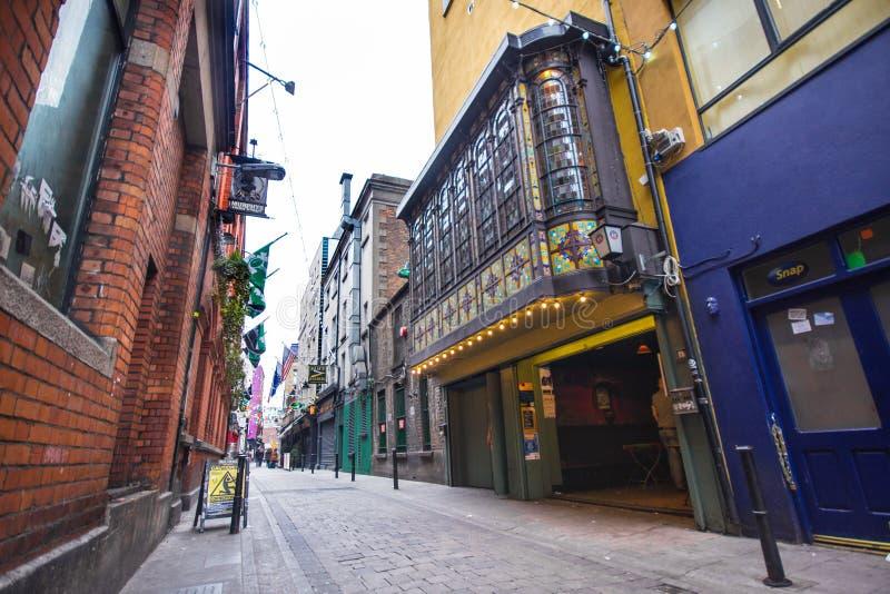 Dublin Ireland stock foto
