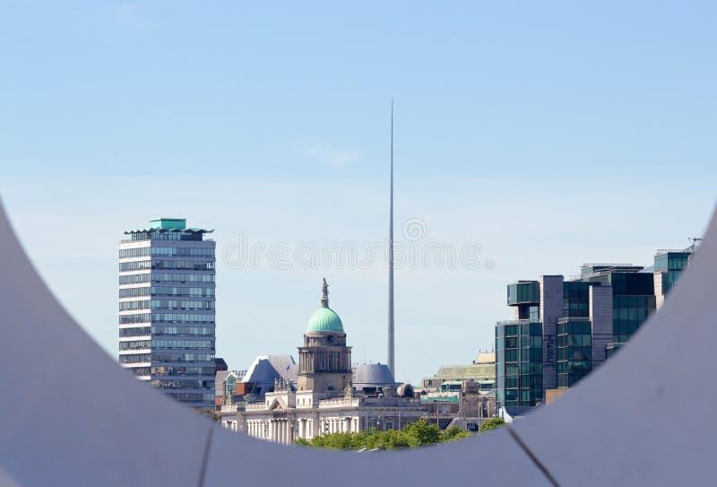 Dublin, Ireland Skyline Free Public Domain Cc0 Image