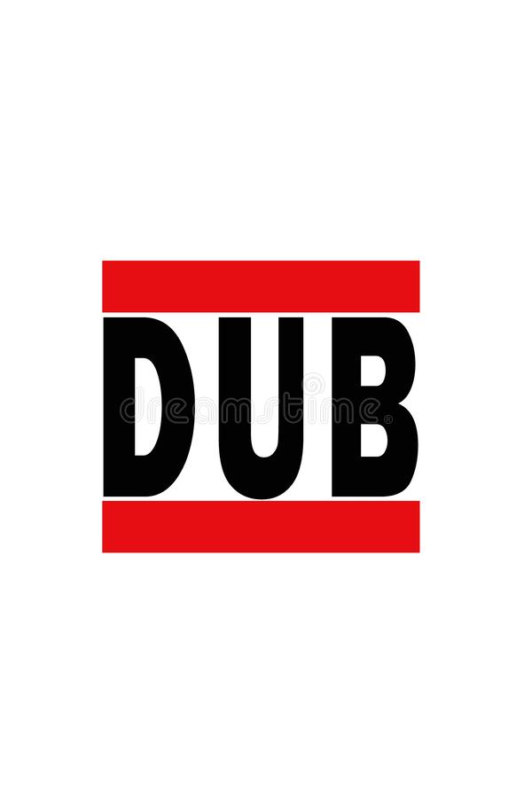 Dublin, Irlande illustration stock