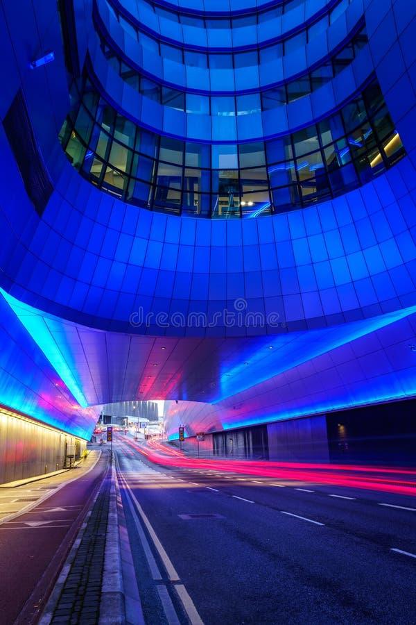 Dublin lotnisko obraz royalty free
