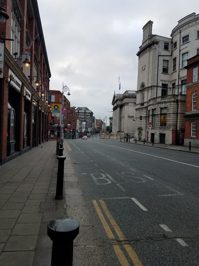 Dublin miasto obraz stock