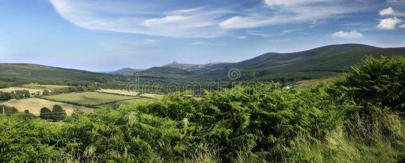 Dublin Mountains stock photography