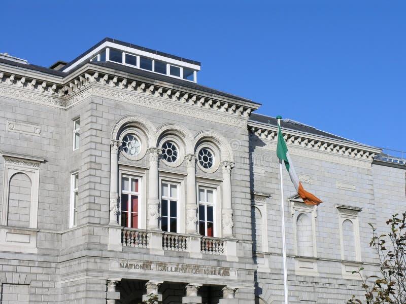 Dublin National Gallery Stock Photography