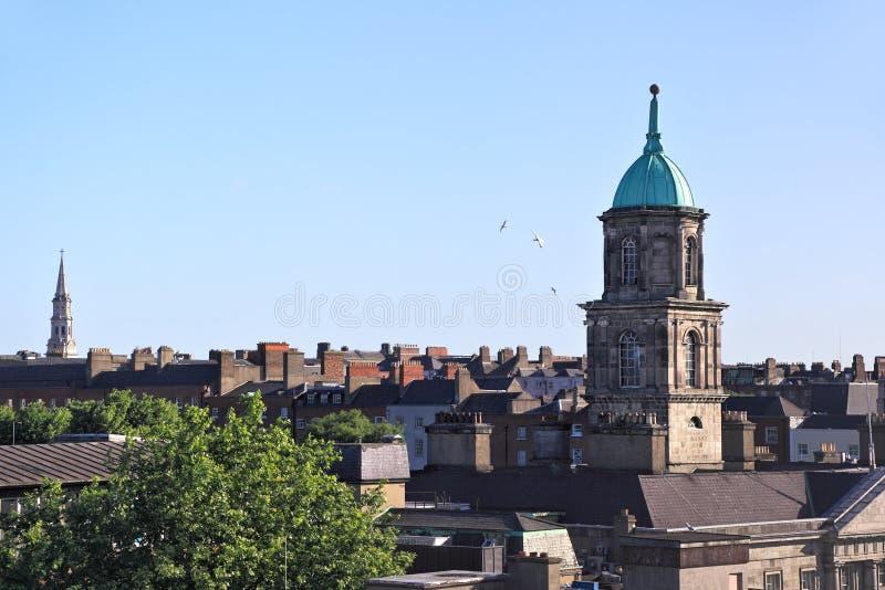 Dublin Rooftops photos stock