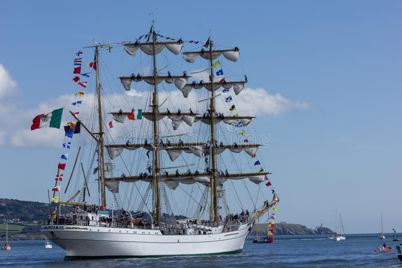 Dublin Tall Ship Races 2012 Editorial Photography
