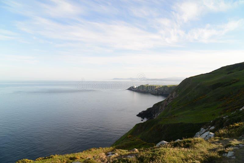 Dublin zatoka - Howth zdjęcie royalty free