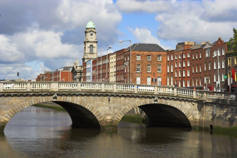Dublino immagine stock libera da diritti