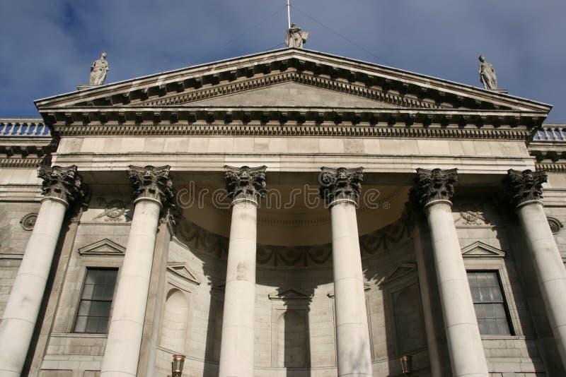 Dublino quattro corti fotografia stock