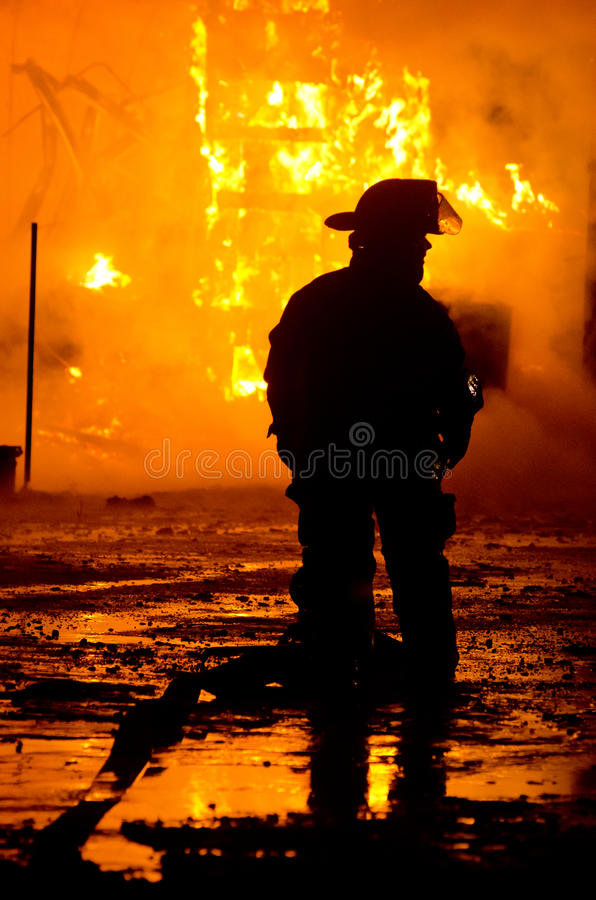Download DuBois Construction Fire 01-07-2012 Editorial Photo - Image: 23137351