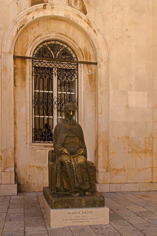 Dubrovnik - μαργαριτάρι της Αδριατικής στοκ φωτογραφίες