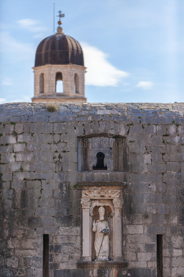 dubrovnik παλαιά πόλη στοκ εικόνες με δικαίωμα ελεύθερης χρήσης