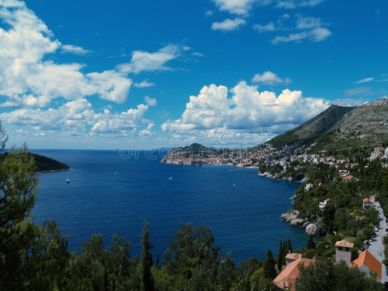 Dubrovnik 01 - Croatia fotos de archivo libres de regalías