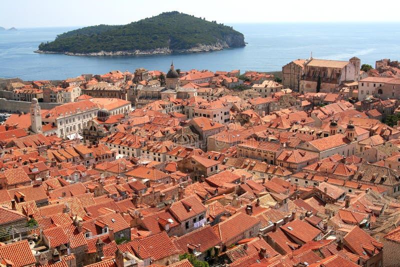 Dubrovnik fotografia stock libera da diritti