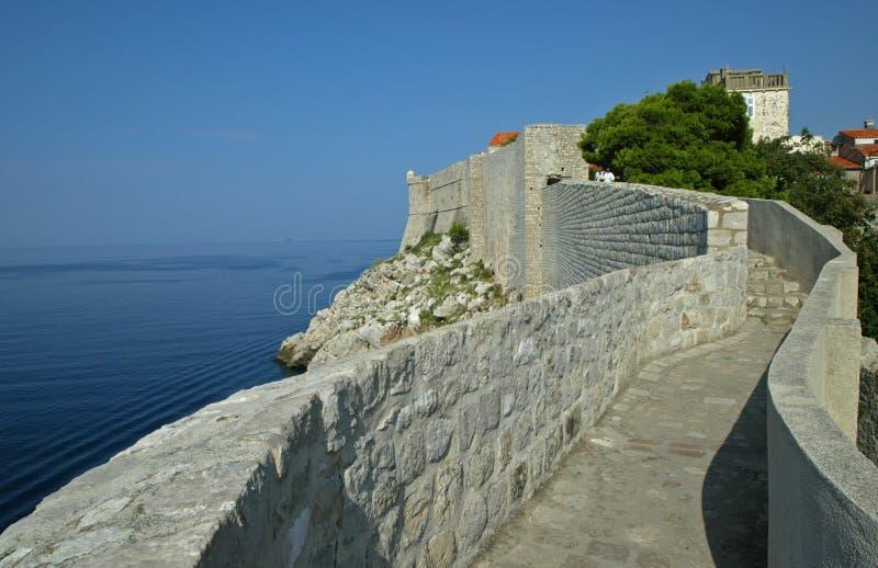 Dubrovnik royalty-vrije stock foto