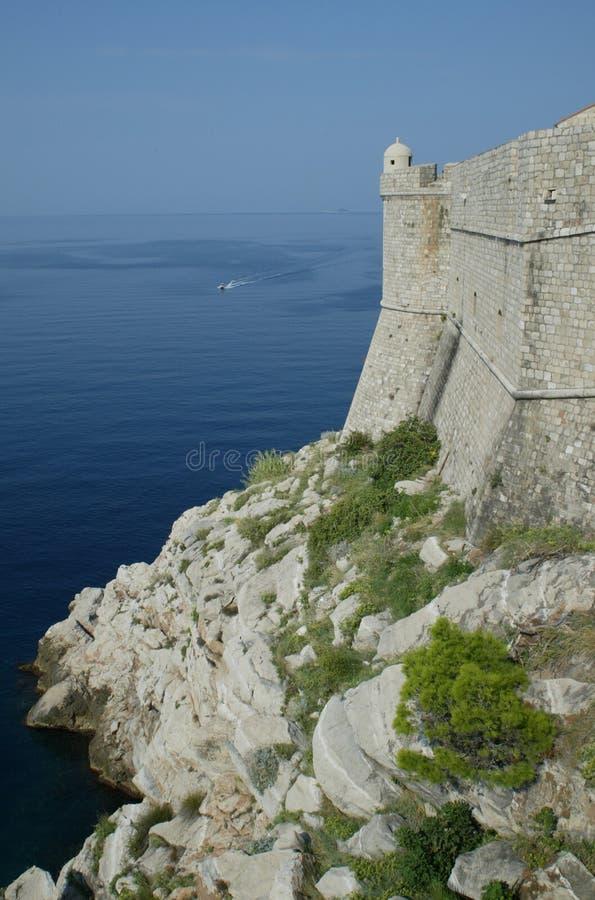 Dubrovnik fotografía de archivo