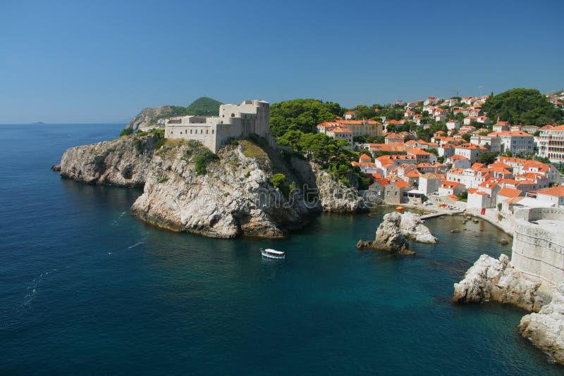 Dubrovnik immagini stock libere da diritti