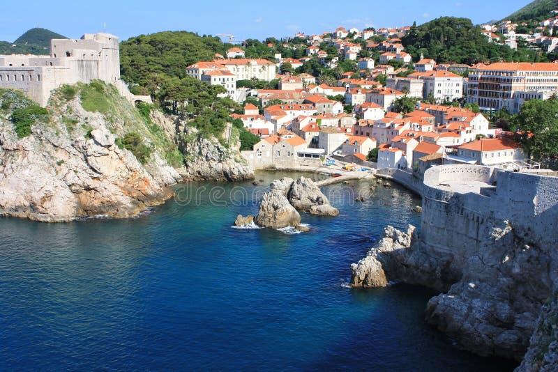 Dubrovnik royalty free stock photos