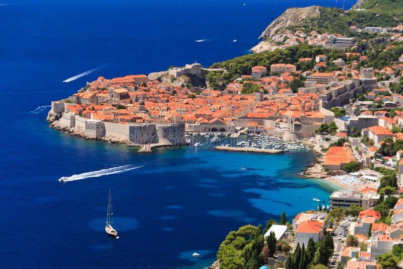 Dubrovnik fotografia de stock royalty free
