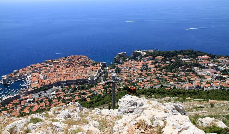 Download Dubrovnik stock image. Image of blue, monument, antique - 26384913